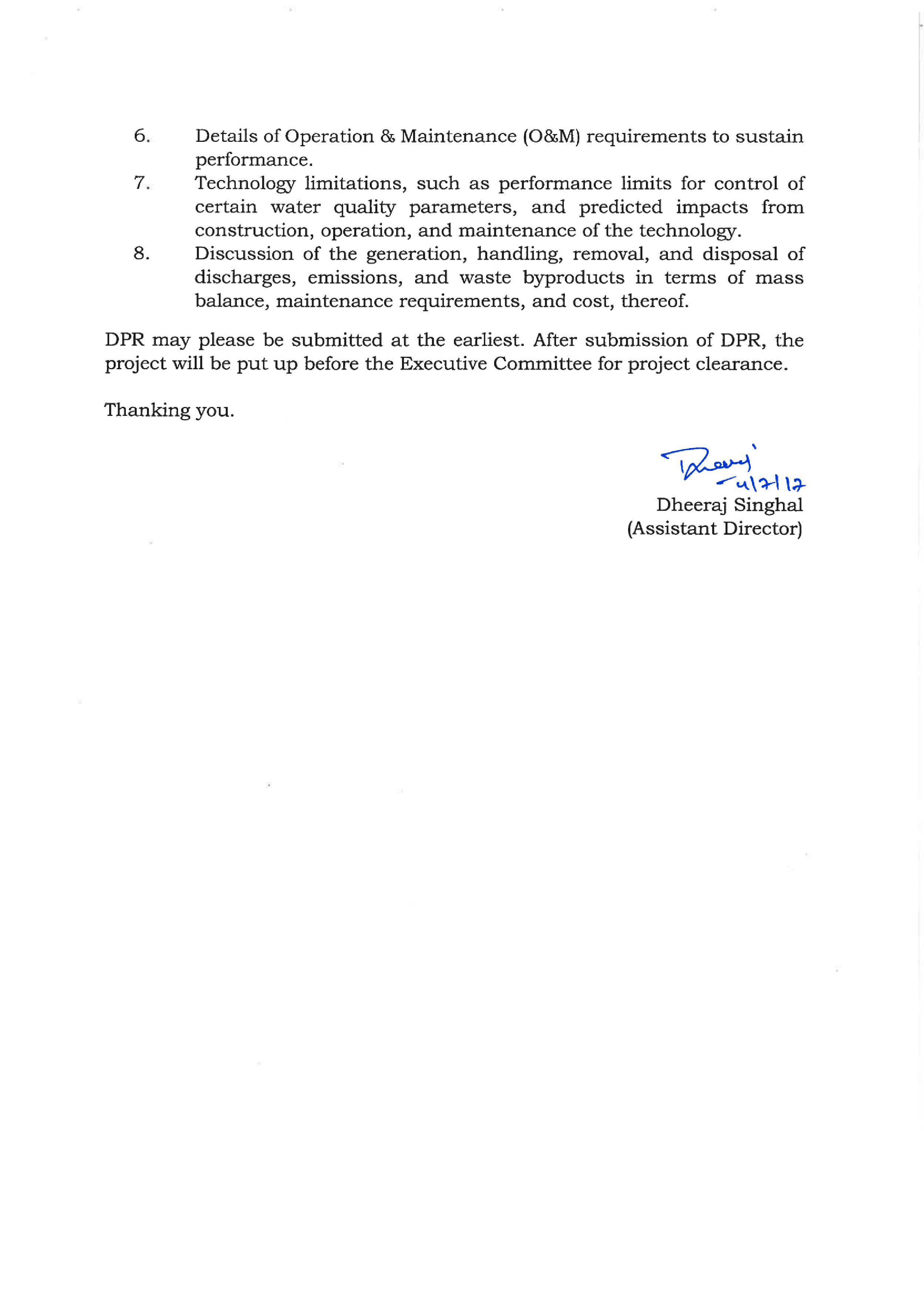 NMCG Technology Approval letter_2
